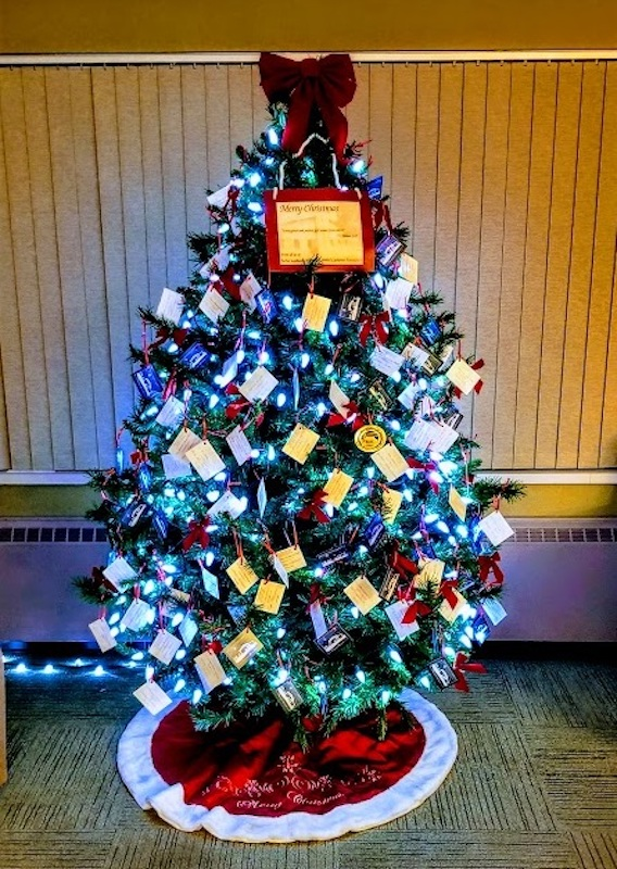 2019 Foundation Christmas Tree